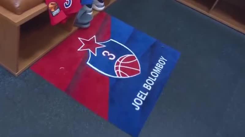 CSKAbasketShow_ Нандо Де Коло, DJ Cherocky и Сергей Тараканов