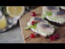 Отменные бутерброды к праздничному столу vkusno gif