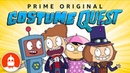 Costume Quest Official Trailer Watch on Prime Video March 8th