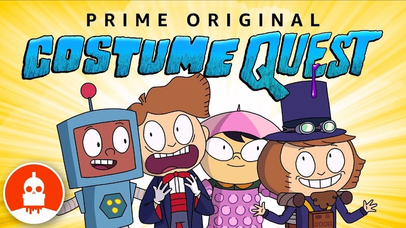 Costume Quest (Official Trailer) - Watch on Prime Video March 8th