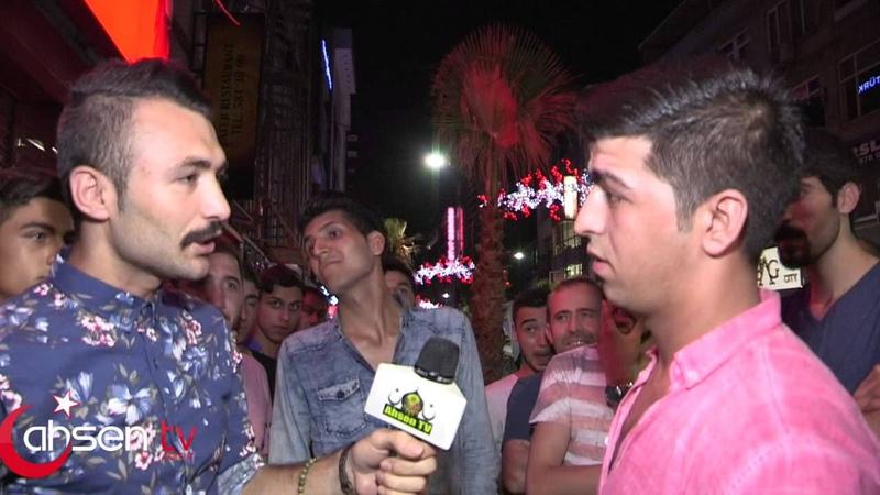 Allahına Kadar HDPyim Diyen Gençlerle Münazara