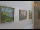 В краеведческом музее Ельца открылась персональная выставка подопечного елецкого дома интерната Виктора Калинина