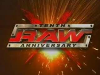 Raw 10th Anniversary (14.01.2003)