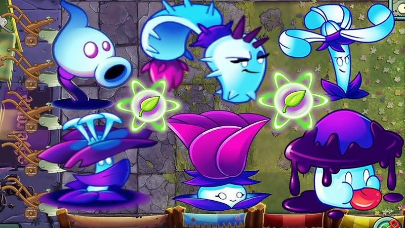 Plants vs Zombies 2 BattleZ All Plants Shadow Pvz 2 Vs Zombies Gameplay 2018