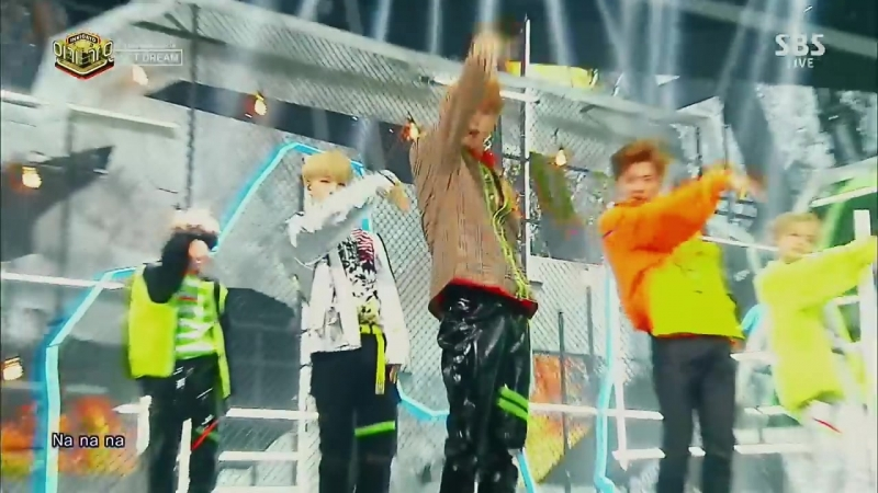 NCT 2018 - BOSS(U) Baby Dont Stop(U) GO(DREAM) TOUCH(127) Stage Mix(교차편집) Special Edit