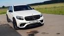 Самый быстрый SUV, который сегодня можно купить в России! Тест-драйв Mercedes-AMG GLC63 S 4MATIC
