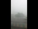 Крупный град, сильная гроза в Иванове 2 июля