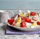 Вкусный, сытный и полезный салат
