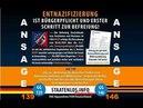 - Ansage für Deutschland mit Bach's Rock Version