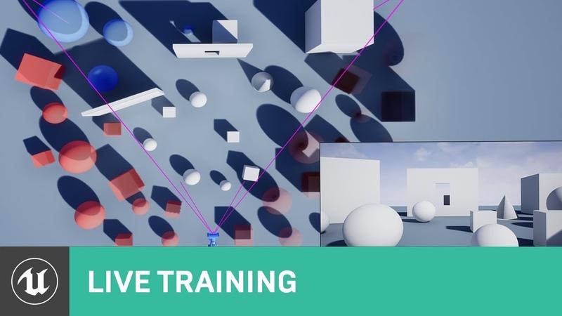 Understanding Culling Methods Live Training Unreal Engine