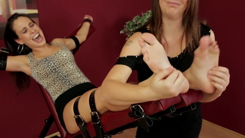 Tickling Submission - Sexy ticklish jenny De Lugo