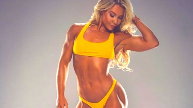 Hattie Boydle|She lifts more than you bro