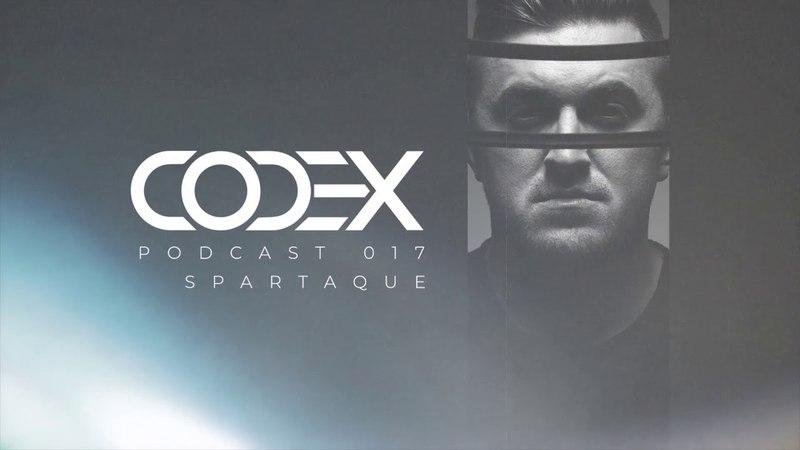 Codex Podcast 017 with Spartaque Chaman, Almeria, Spain