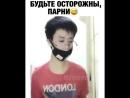 Кругом обман смешное видео хорошее настроение меняем образ парень девушка искуство макияжа поменял грим пудра брови