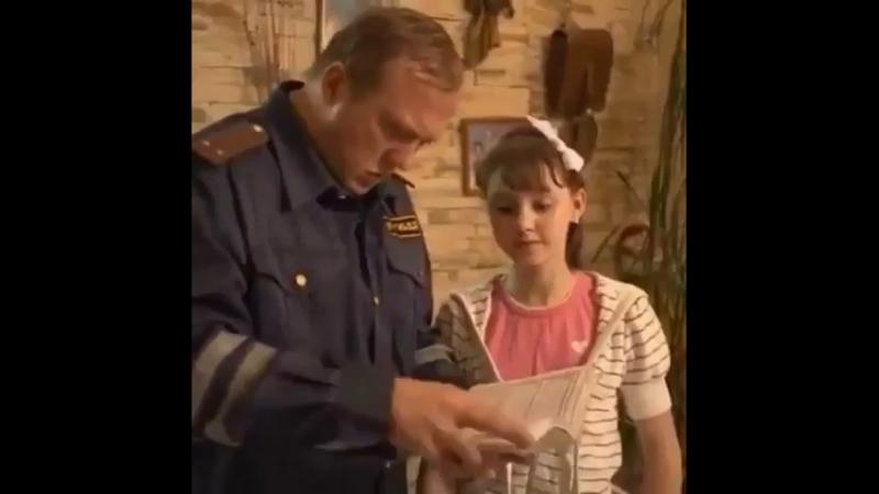[Kavkaz vine 😏] Когда отец гаишник