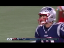 Том Брэди - лучшие моменты матча - 6 неделя - НФЛ-2108 - Американский Футбол