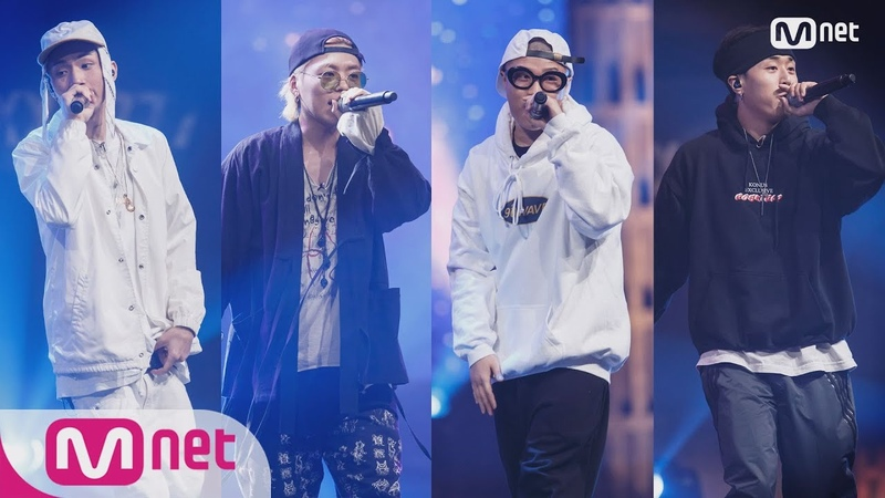 Show Me The Money777 [5회] Team 코드 쿤스트 팔로알토 (pH-1, 키드밀리, 루피, 콸라) Good Day(feat. 팔로알토)(prod. 53