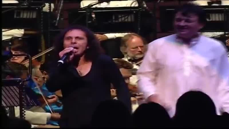Deep Purple Ronnie James Dio Smoke On The Water 1999
