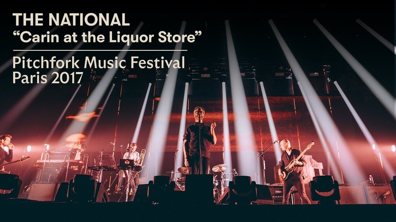 "The National | ""Carin at the Liquor Store"" 