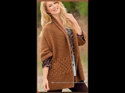 Вязание Спицами Кардиганов, Свитеров, Кофт - 2019 Knitting Knit Sweaters Cardigans