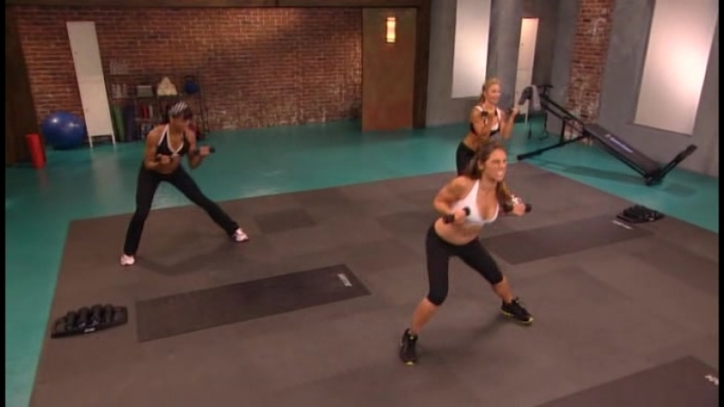 Jillian Michaels - Ripped In 30 - Week 4 (34 min)