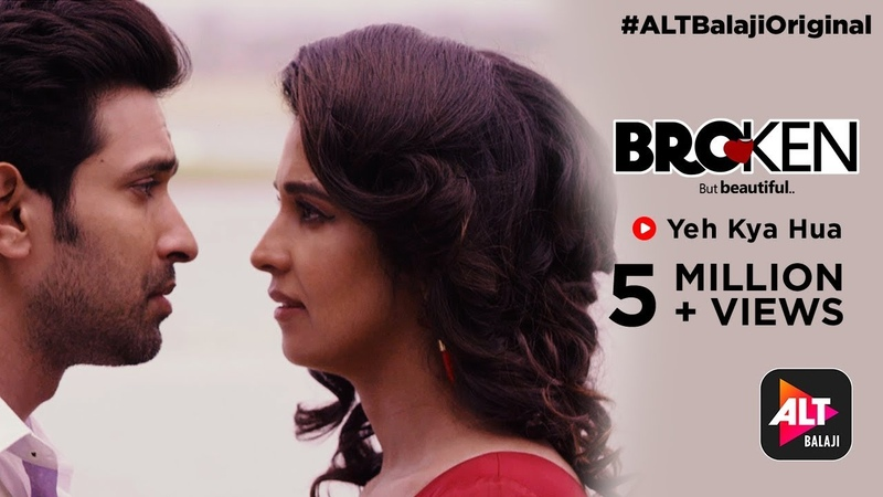 Broken But Beautiful | Yeh Kya Hua| Shreya | Dev Negi | Amitabh | Rana Mazumdar | ALTBalaji