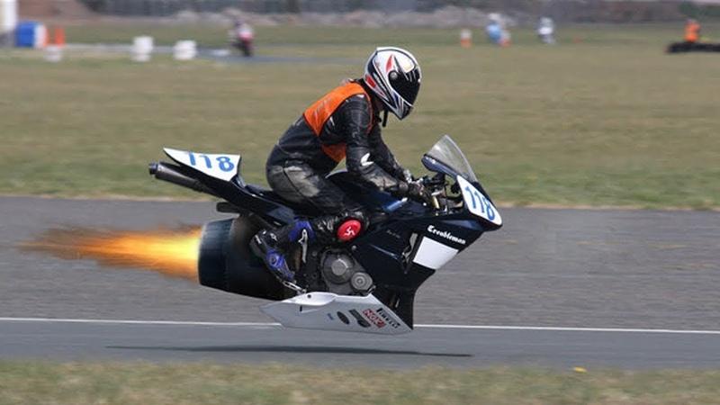 Les 10 motos les plus folles du monde