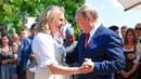 Видео ВЛАДИМИР ПУТИН ТАНЦУЕТ НА СВАДЬБЕ С ГЛАВОЙ МИД АВСТРИИ Прибытие Путина на свадьбу в Австрию