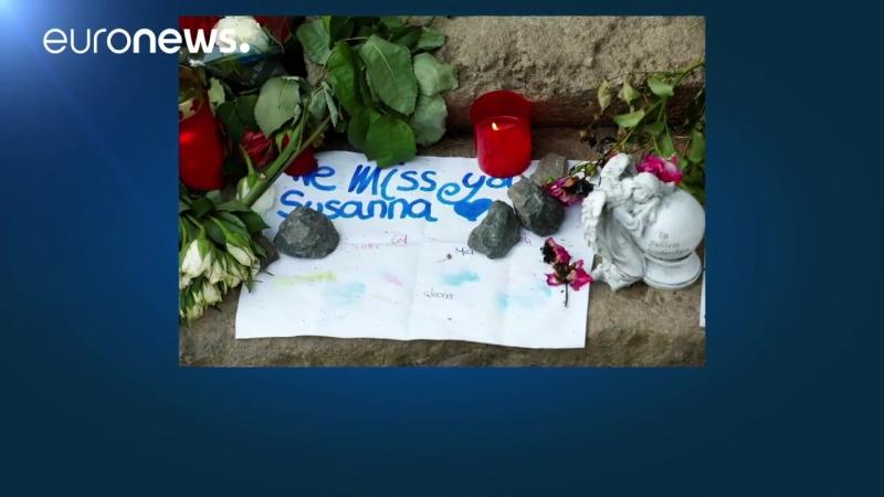 Mord an Susanna Ali B gesteht Merkel will schneller abschieben