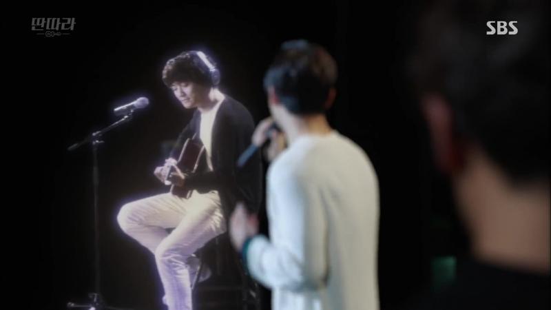 Дорама Шоумен Kang Min Hyuk, Jo Bok Rae, дуэт братьев