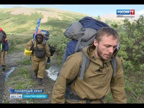 Экологический спецназ выдвинулся на спасение острова Вилькицкого
