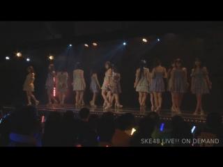SKE48 10th Anniversary Stage