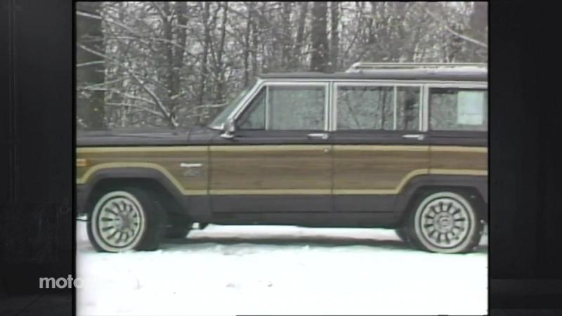 MotorWeek - AMC Jeep Grand Wagoneer '1983
