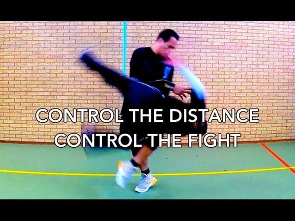 Silat Suffian Bela Diri - Control the Distance