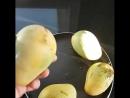 Вкус оказался очень неплохой. В итоге - вкусно, полезно, бесплатно. Дружите с соседями!) . мангобесплатновкусносамуи