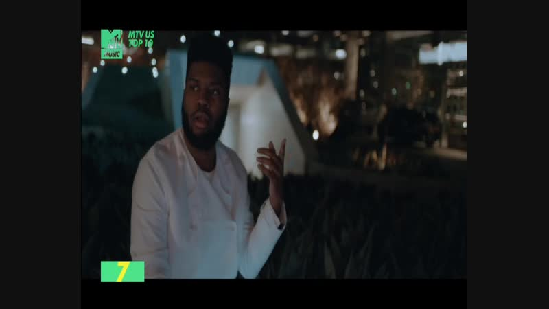 Khalid Normani — Love Lies (MTV Music Polska) MTV US TOP 10. 7 место