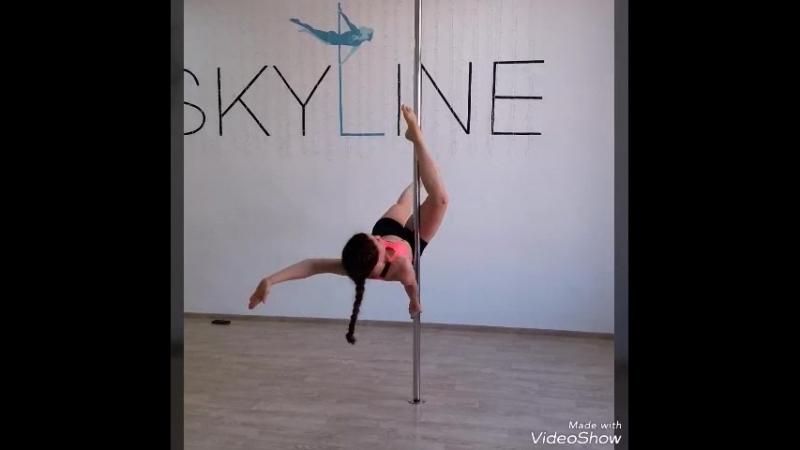 Фильм о моей любви к Pole dance 😍❤️🤸♀️