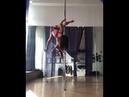 Pole Dance. Natasha Wang2