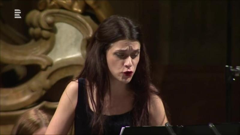 Johann Joseph Fux - Lascio d'esser ninfa- Hana Blažíková - Ensemble Tourbillon [Petr Wagner]