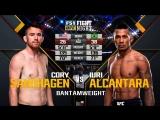UFC_FN_135 Iuri Alcântara  vs.  Cory Sandhagen