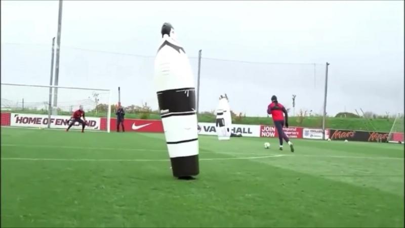 Маркус Рэшфорд Ман Ютд _ A footballers Gym Workout