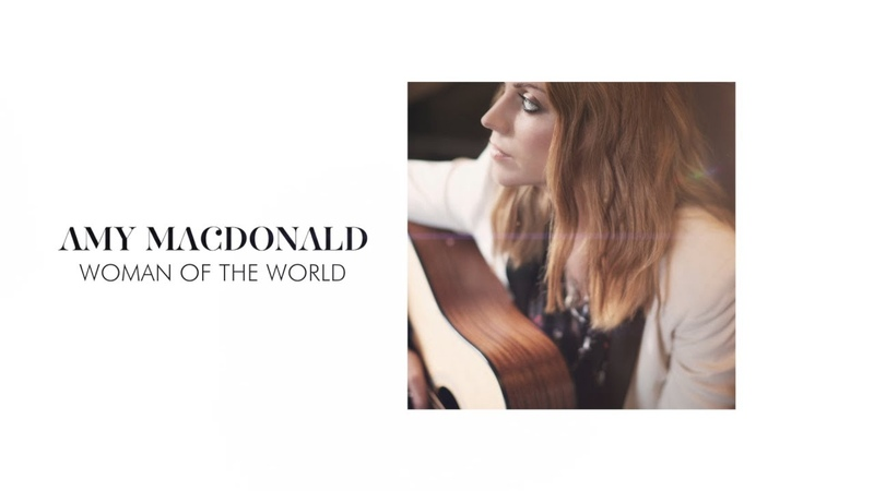 Amy Macdonald - Woman Of The World (Lyric Video)