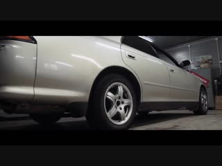 История покупки Toyota Mark II (JZX90) за 150.000 руб.