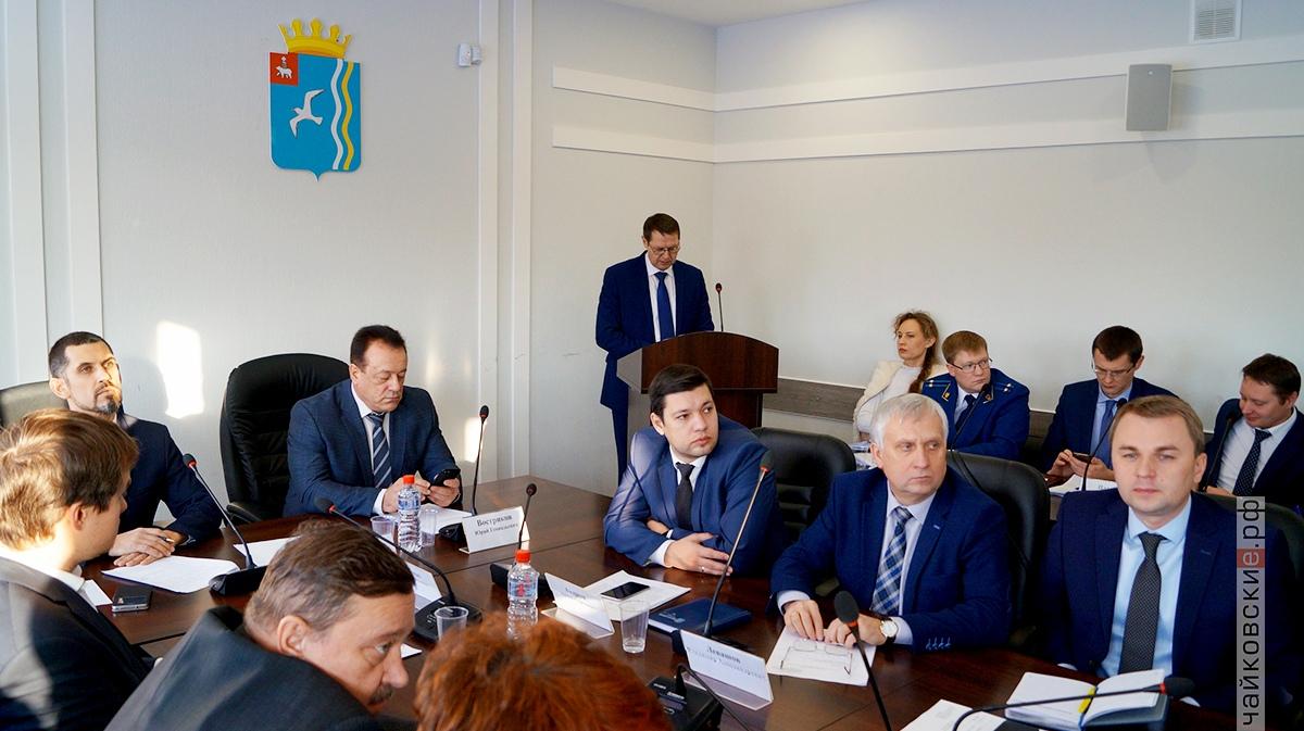 Юрий Востриков, чайковский район, 2018 год