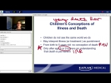35th Lecture-Kaplan Step 1 CA-Behavioral Science-Mayo-Feb 26, 2014