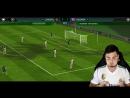 [VLAD KAPUSTA - FIFA MOBILE] 🔥 САМЫЙ СИЛЬНЫЙ СОСТАВ НА ЮТУБЕ С РЕЙТИНГОМ 156 В FIFA MOBILE ОСОБАЯ КАРТОЧКА ГРИЗМАННА