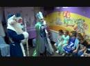 Умка, Снежная королева, Снеговик! Ну и конечно Снегурочка и Дед Мороз!