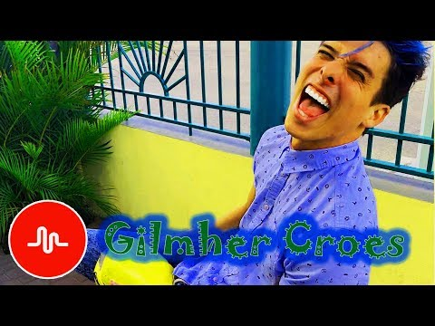 ★The Funniest Comedy★ Gilmher Croes Musical.ly Best Musers 2018