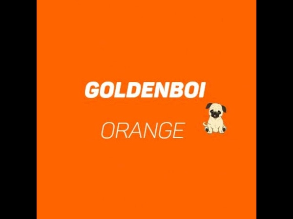 Goldenboi - Orange ( ph-1 cover)