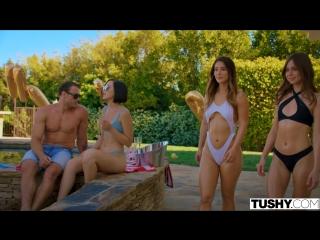 Eva Lovia, Riley Reid - Eva Part 2 [Tushy]